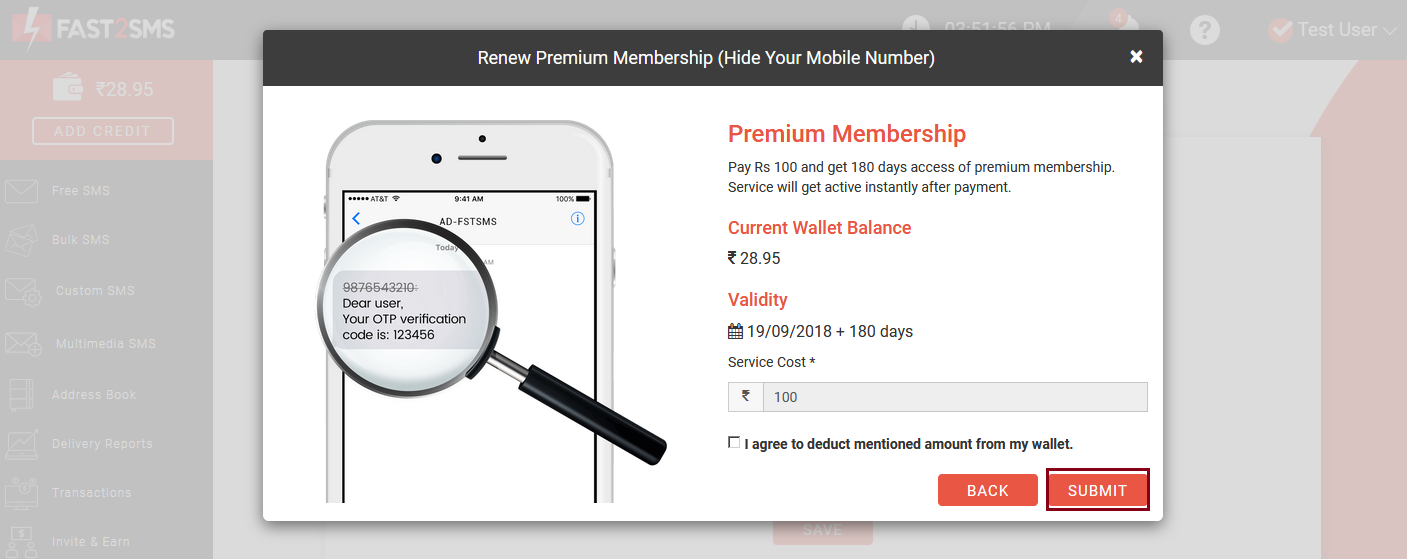 premium membership plans