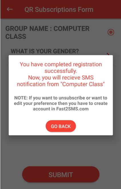 QR computerclass registered