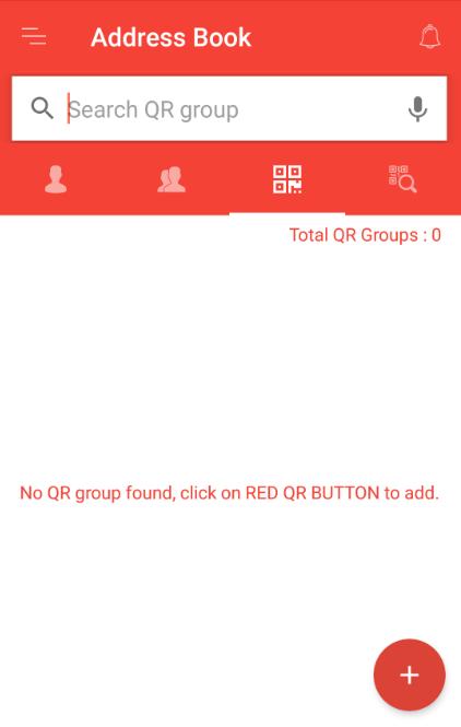 QR group