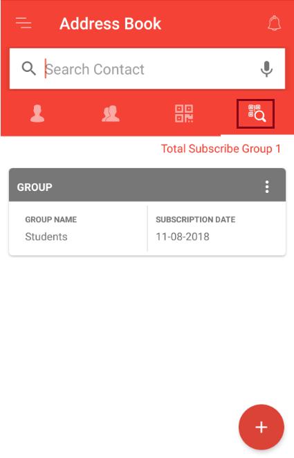 QR subscription