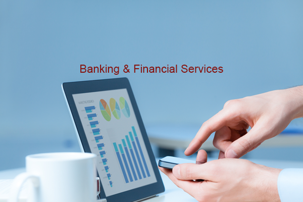 Bulk SMS for banks and financial service