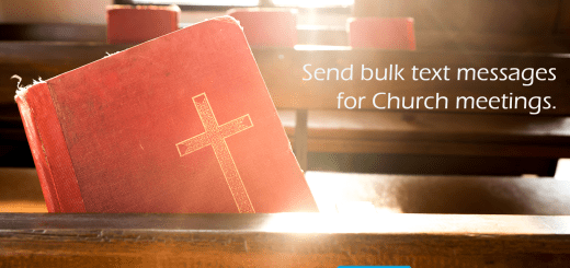 Bulk SMS for churches