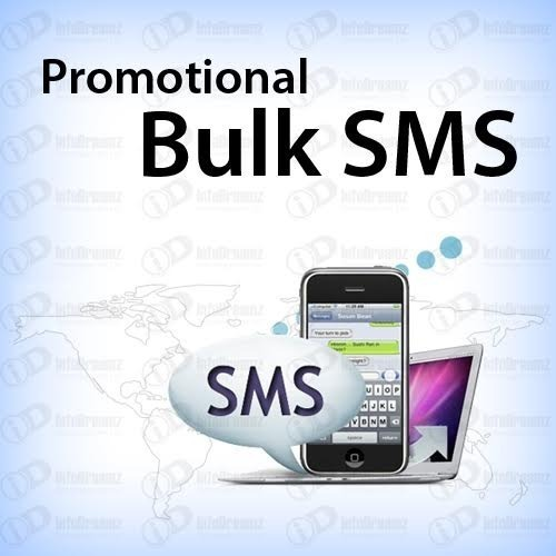 Bulk SMS for promotion
