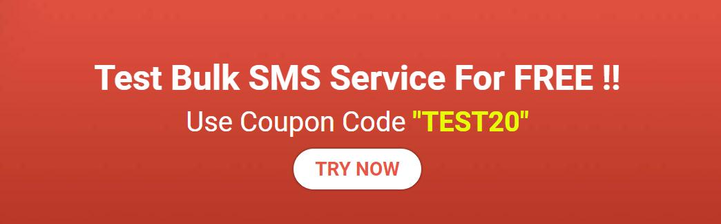Fast2SMS Bulk SMS service