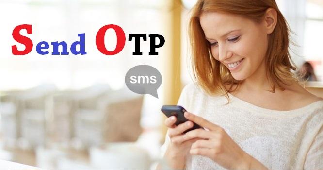 Send OTP SMS