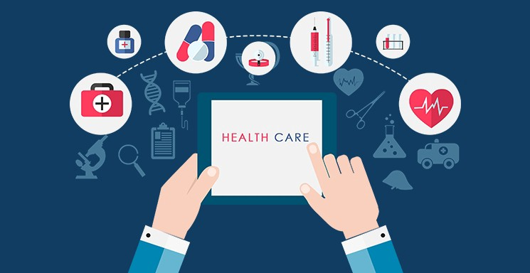 Health care industry using bulk sms